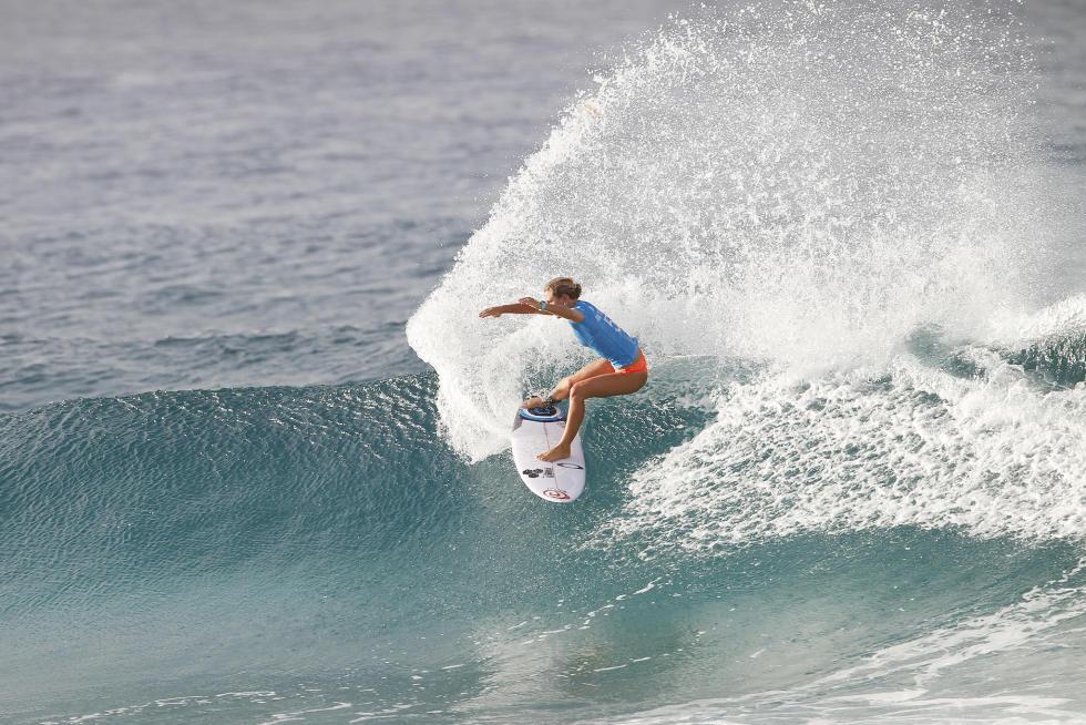 9 Nikki Van Dijk Roxy Pro Gold Coast fotos WSL Kirstin Scholtz