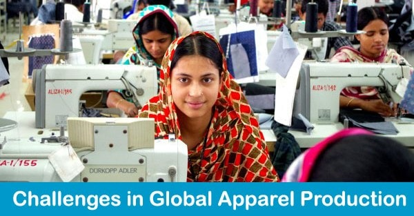 5 Major Challenges In Global Apparel Production