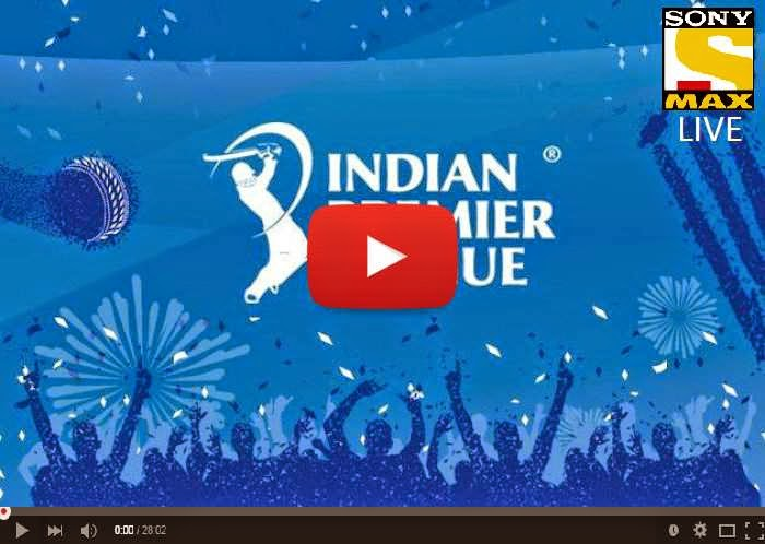ipl 2015 CSK vs MI live streaming