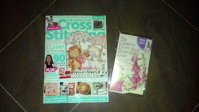 Recenzja The world of cross stitching 264