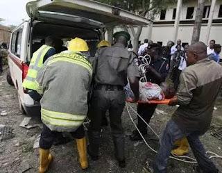 2 SUICIDE BOMBERS KILL SELVES, INJURE 3:  BOKO HARAM
