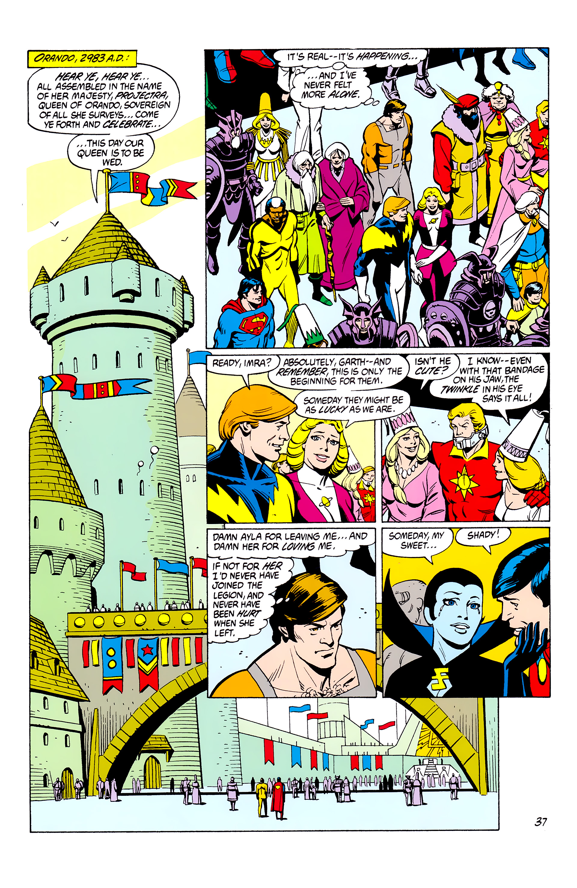 Legion of Super-Heroes (1980) _Annual_2 Page 37