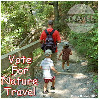 Vote for Nature Travel a Feature on the Cozy Reading Spot