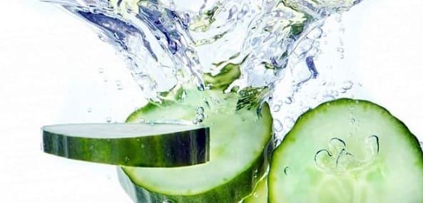 Можно ли похудеть на огурцах и воде