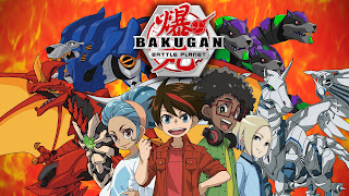 Ver Bakugan: Battle Planet Online