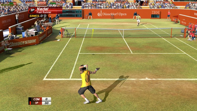 Virtua Tennis 3 PC Game Play