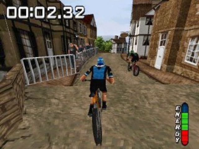 download game ps1 gratis downhill mountain bike racing