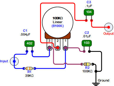 For Guitar Volume Pedal Wiring Diagram Stompboxed The Guitar Pedal Builders Repository Tone