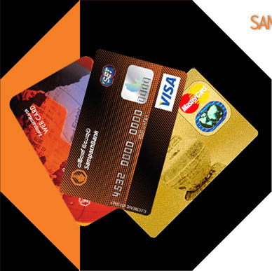 Samapth debit Card and Paypal