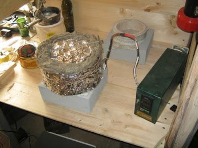 печь дополнительно утепленная базальтовым матом