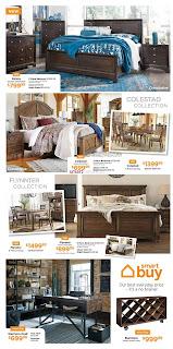 Ashley HomeStore Weekly Flyer January 18 - 24, 2018