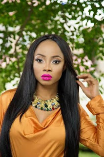 Stop Fighting Over Men-Toke Makinwa advices the ladies