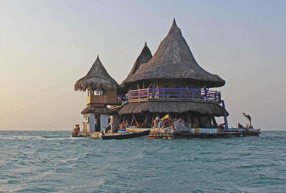 Casa en el Agua - Cartagena