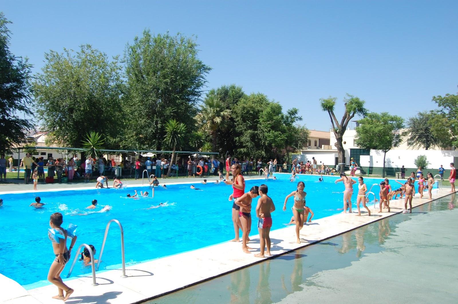 arag n sin humo se puede fumar en las piscinas