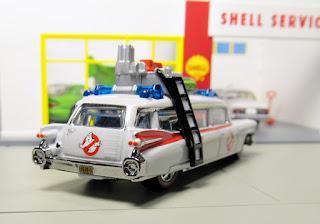 Hot Wheels RLC Ghostbusters