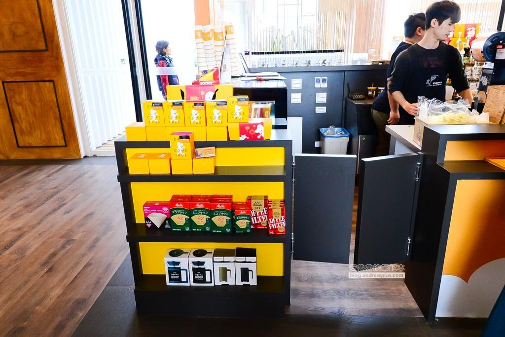 新月橋咖啡館,435藝文特區咖啡,cama咖啡新月店