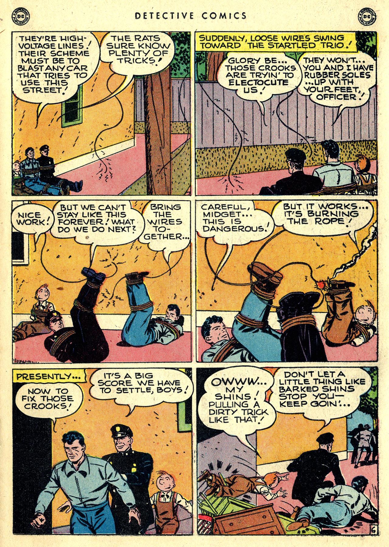 Read online Detective Comics (1937) comic -  Issue #119 - 21