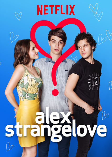 Alex Strangelove - Psicologia de Boteco