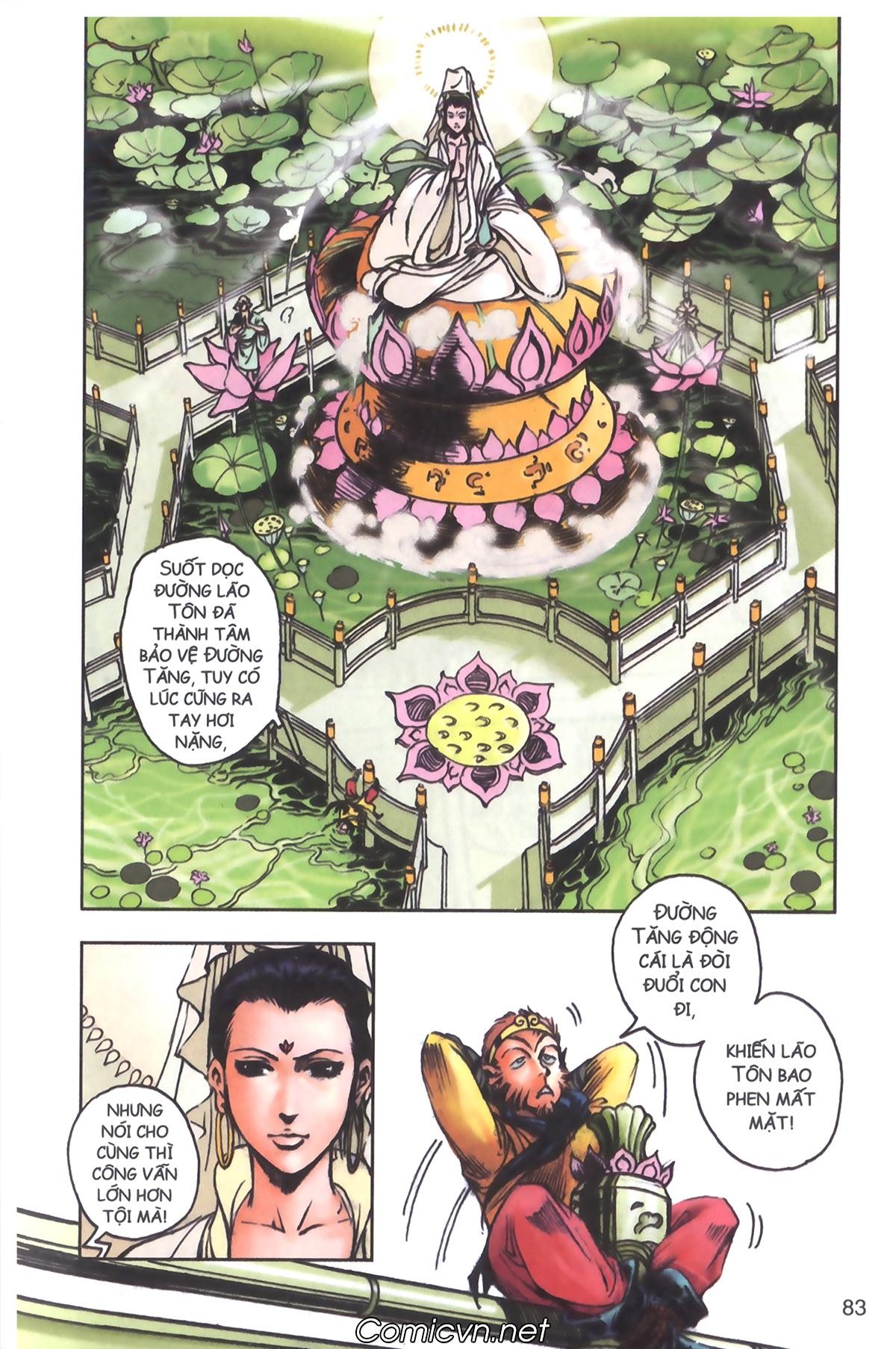 Tây Du Ký màu - Chapter 103 - Pic 9