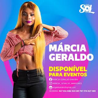 Márcia Geraldo - Me Engravida Só (Zouk)