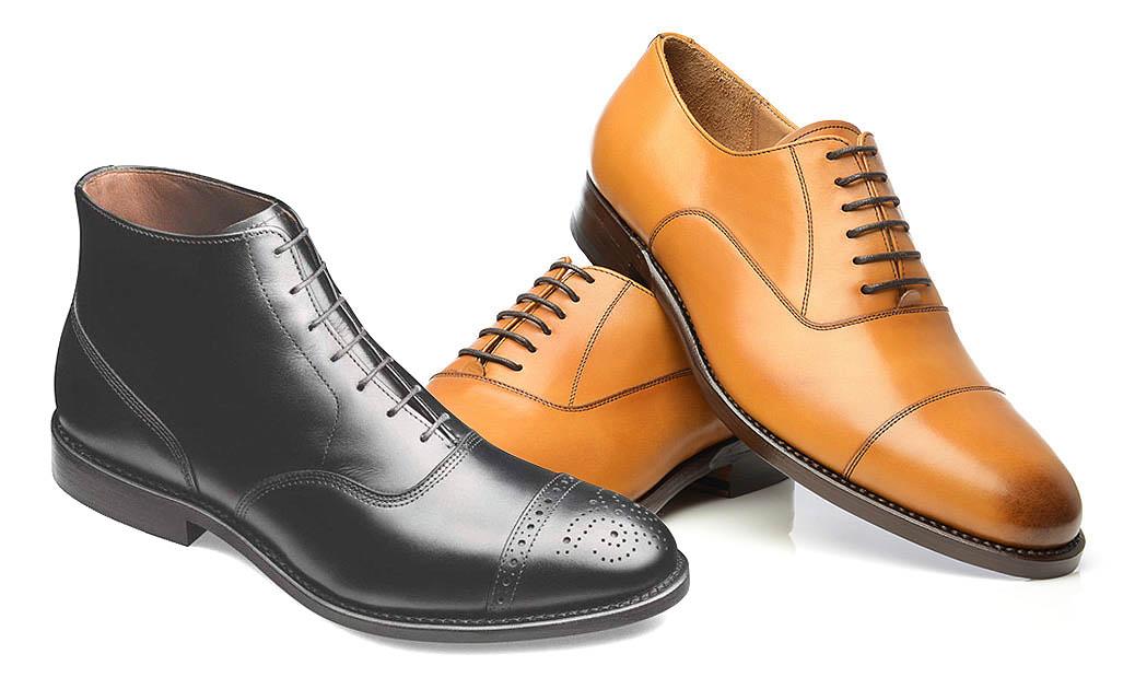sepatu flat bertali