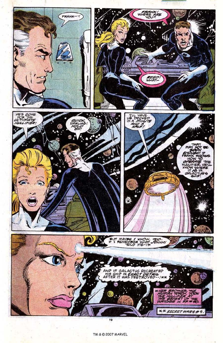 Read online Silver Surfer (1987) comic -  Issue #18 - 21