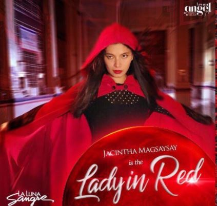 Angel Locsin Was Beyond Grateful For The Positive Feedback For The Lady in Red!