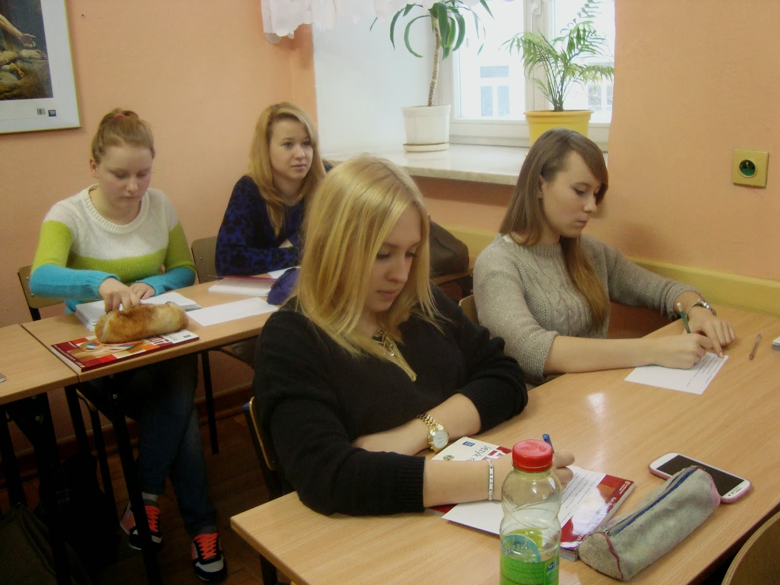 Students To Study Russian 10