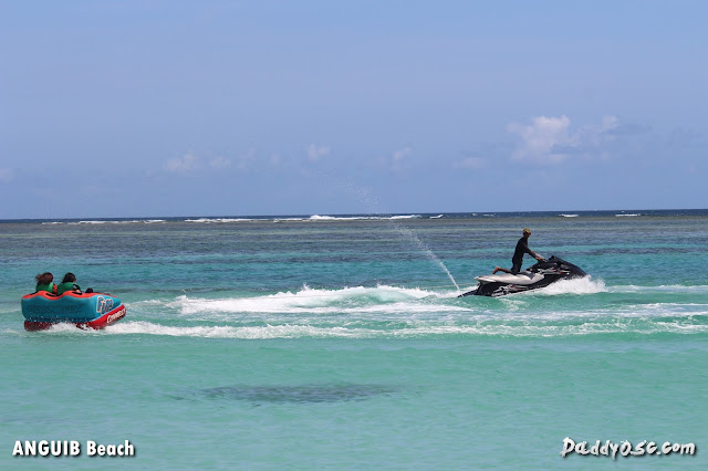 jetski water sports at Anguib Beach, Sta. Ana Cagayan