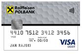 Karta Wymarzona Visa w Raiffeisen Polbank