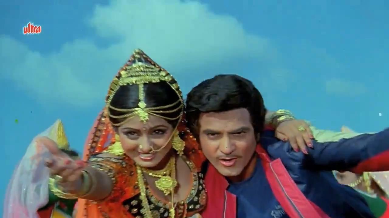 Actress Movieimages Sridevi Jetendra-6894