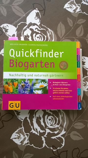 anfallende Gartenarbeiten nach dem phänologischen Kalender sortiert Quickfinder Biogarten (c) by Joachim Wenk