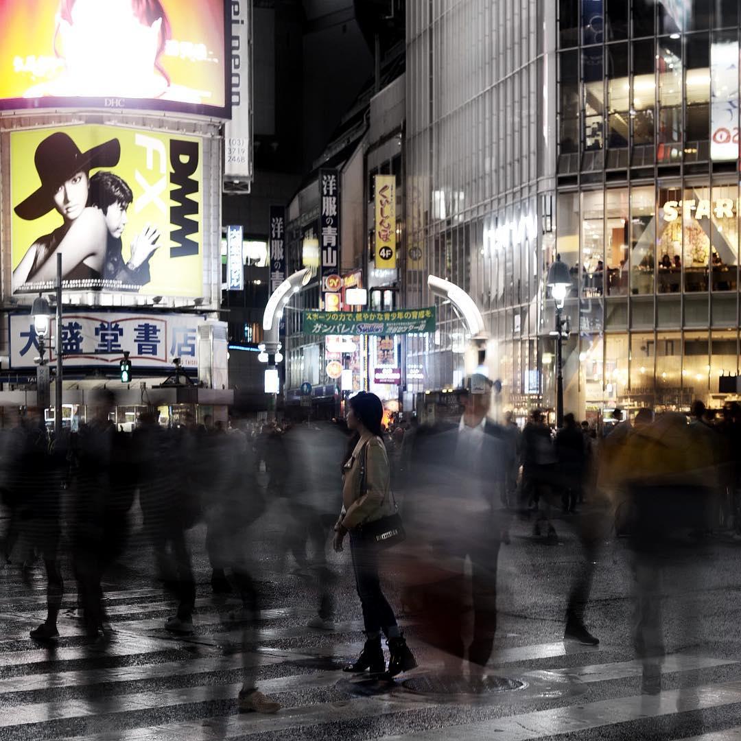 Shibuya Tokyo Japan | FOREVERVANNY.com