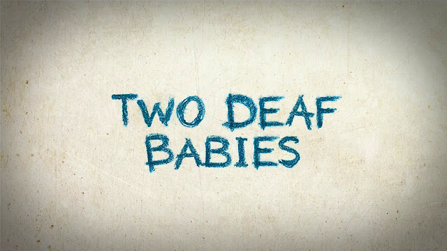 Cortometraje Two Deaf Babies del director Braam Jordaan