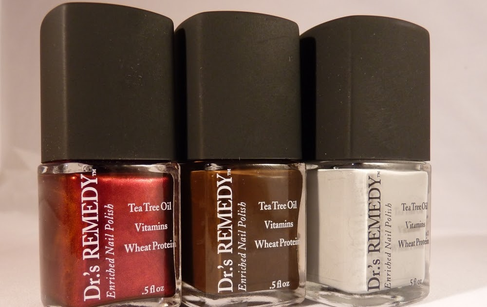 The Manicured Monkey Dr S Remedy Enriched Nail Polish