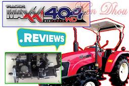 Review Traktor maxxi 404