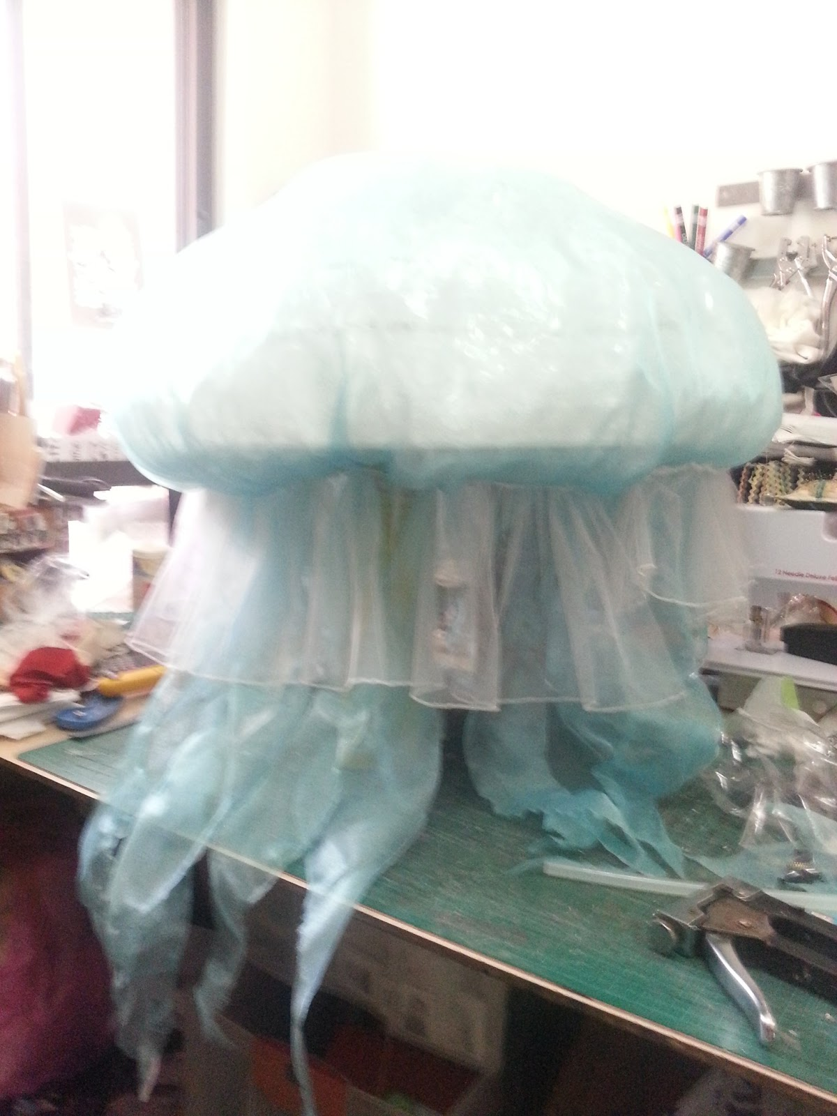 PettiBears Fashion Roar Making A Jellyfish Costume How To