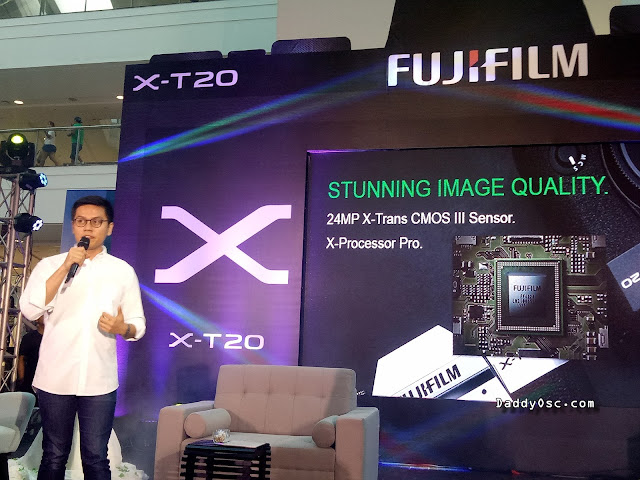 Fujifilm X-T20 Stunning Image Quality with 20-MP