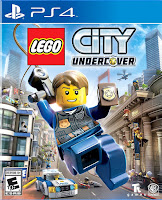 LEGO City Undercover Game PS4 Cover (4)