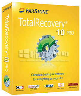 Farstone TotalRecovery Pro 10.0.1 Crack Full Version