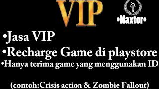 Topup dan VIP Zombie Fallout