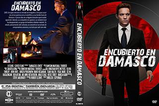 Damascus Cover - Encubierto en Damasco - Cover DVD