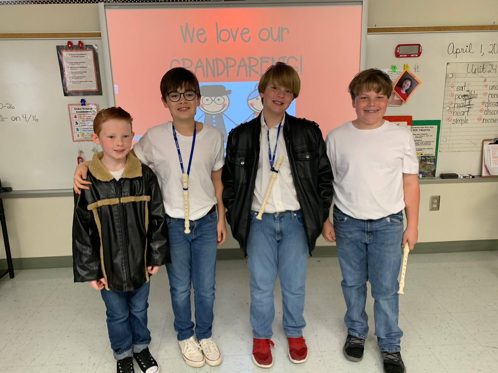 Fpd 4th Grade News And Notes March 2019