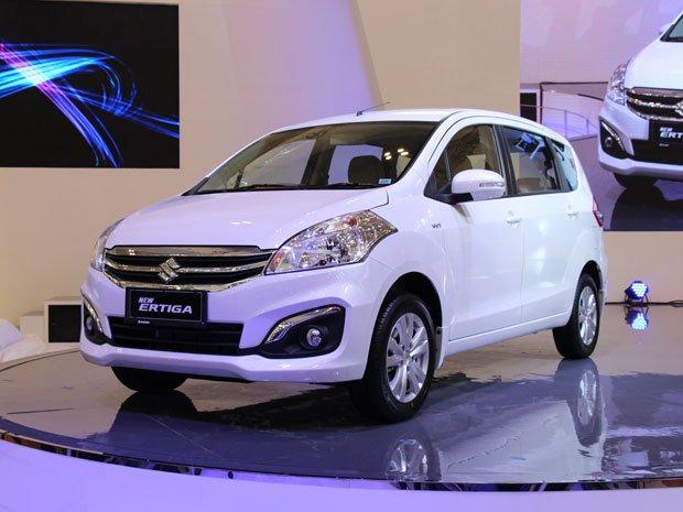 Spesifikasi Suzuki New Ertiga