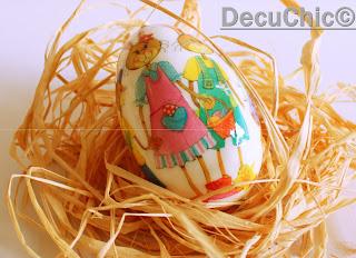 Historia pewnych króliczków…a drugie jajo folkowe