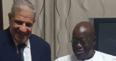 غانا تدعم مشيرة خطاب في رئاسة اليونسكو