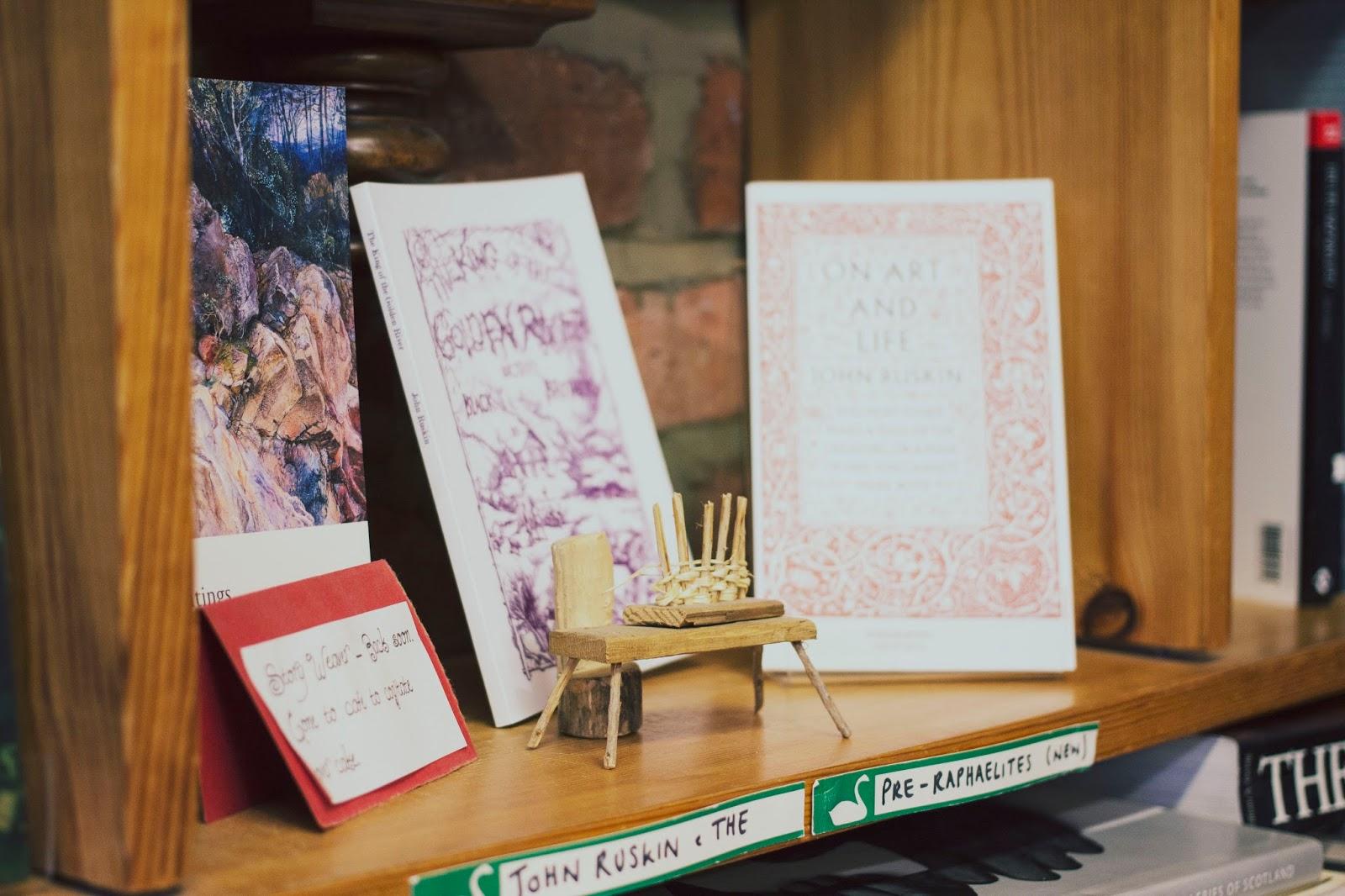 Scarthin Books, Derbyshire, Cromford, Katie Writes,