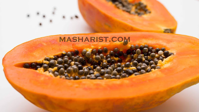 buah pepaya mengandung antioksidan Zeaxanthin