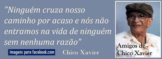Mensagens De Chico Xavier Para Facebook: UMBANDA AMADA: MENSAGENS CHICO XAVIER