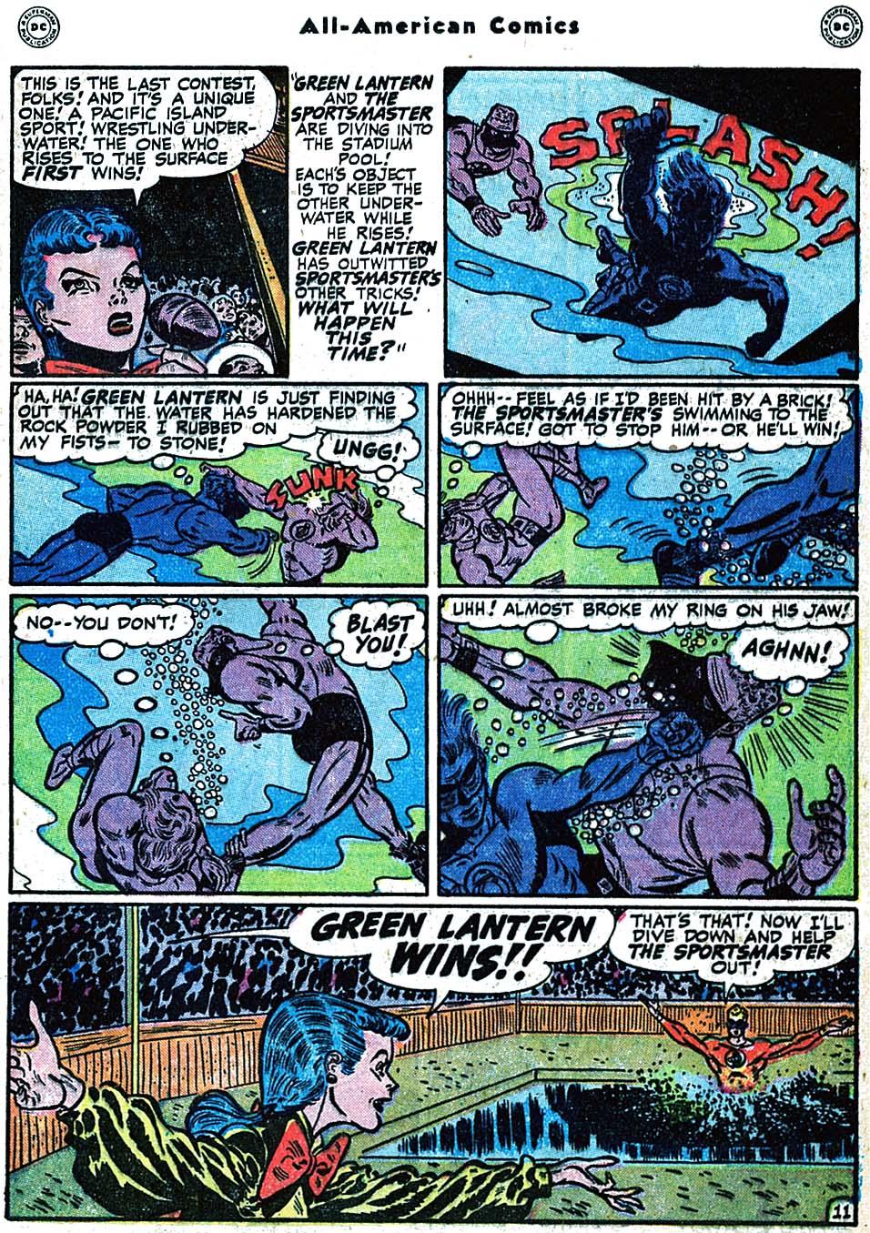 Read online All-American Comics (1939) comic -  Issue #98 - 13